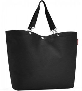 R26 Torba zakupowa Reisenthel Shopper XL, Black wzór 1