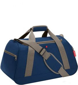 R06 Torba sportowa activitybag Reisenthel dark blue wzór 27