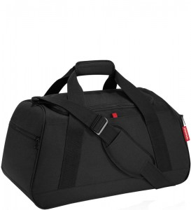 R06 Torba sportowa activitybag Reisenthel black wzór 1