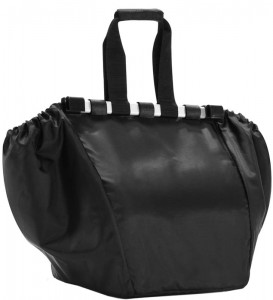 R08 Torba easyshoppingbag Reisenthel Black wzór 1