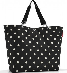 R26 Torba zakupowa Reisenthel Shopper XL, mixed dots wzór 15