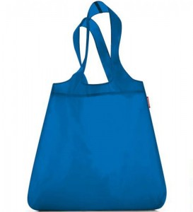 R01 Siatka mini maxi shopper Reisenthel french blue wzór 37