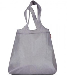 R01b Siatka mini maxi shopper Reisenthel reflective wzór 42