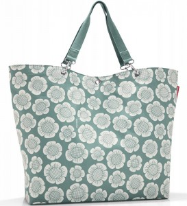 R26 Torba zakupowa Reisenthel Shopper XL, bloomy wzór 8